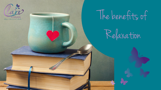 Relax Much? The benefits of relaxation.