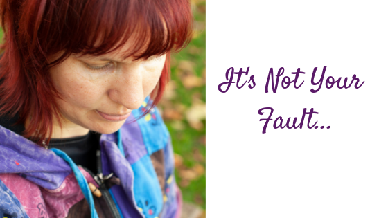 It's not your fault – being a supportive parent counts