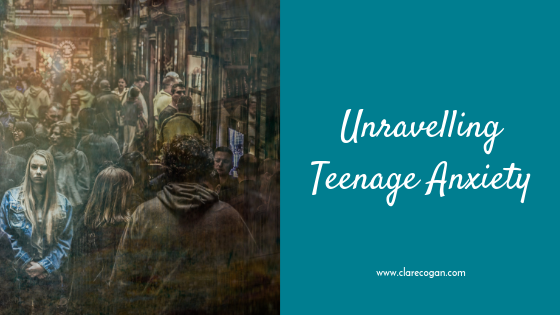 Unravelling teenage anxiety and getting the right support.